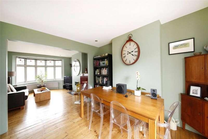 3 Bedrooms Semi Detached House for sale in Rosedene Avenue, Streatham, London, SW16