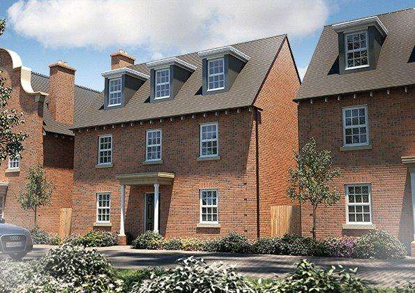 4 Bedrooms House for sale in The Landguard, Seabrook Orchards, Off Topsham Road, Exeter, EX2