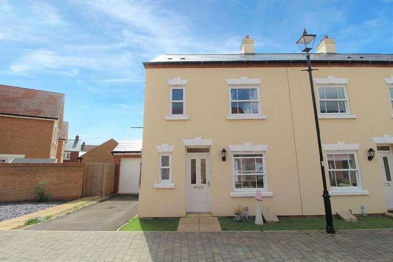 3 Bedrooms Semi Detached House for sale in Midsummer Grove, Great Denham MK40