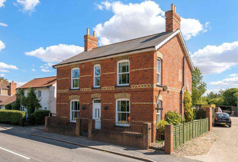 4 Bedrooms Detached House for sale in Main Street, West Ashby