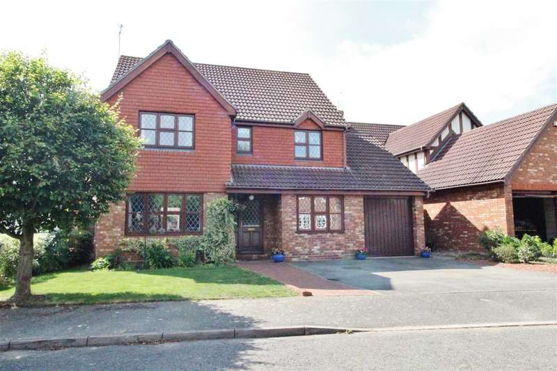 5 Bedrooms Detached House for sale in The Greens, Rushmere St Andrew