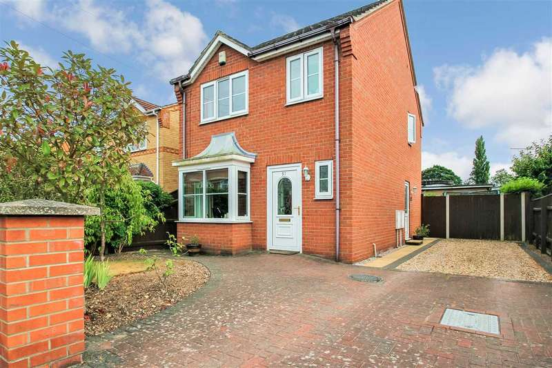 3 Bedrooms Detached House for sale in Hainton Road, Lincoln