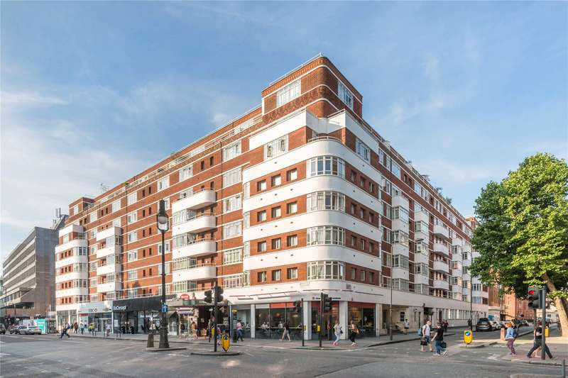2 Bedrooms Apartment Flat for sale in Paramount Court, 41 University Street, London, WC1E