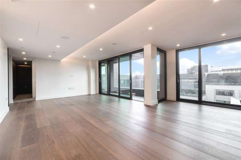 2 Bedrooms Duplex Flat for sale in Rathbone Square, London, W1T