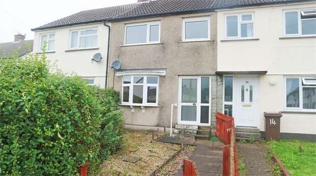 3 Bedrooms Terraced House for sale in Priory Drive, Cleator Moor, Cumbria