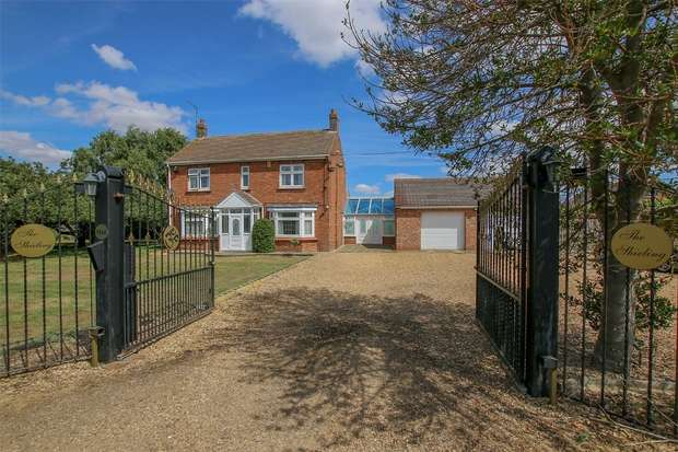 4 Bedrooms Detached House for sale in The Sheiling, Wisbech