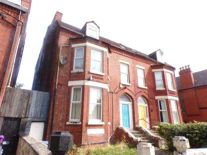 8 Bedrooms Semi Detached House for sale in Arundel Avenue, Liverpool, Merseyside, L17