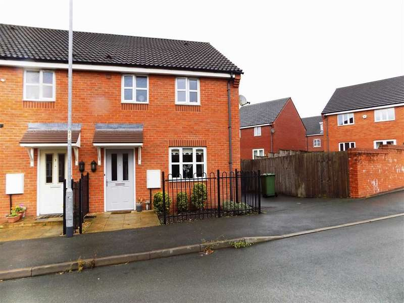 3 Bedrooms End Of Terrace House for sale in Braithwaite Road, Manchester