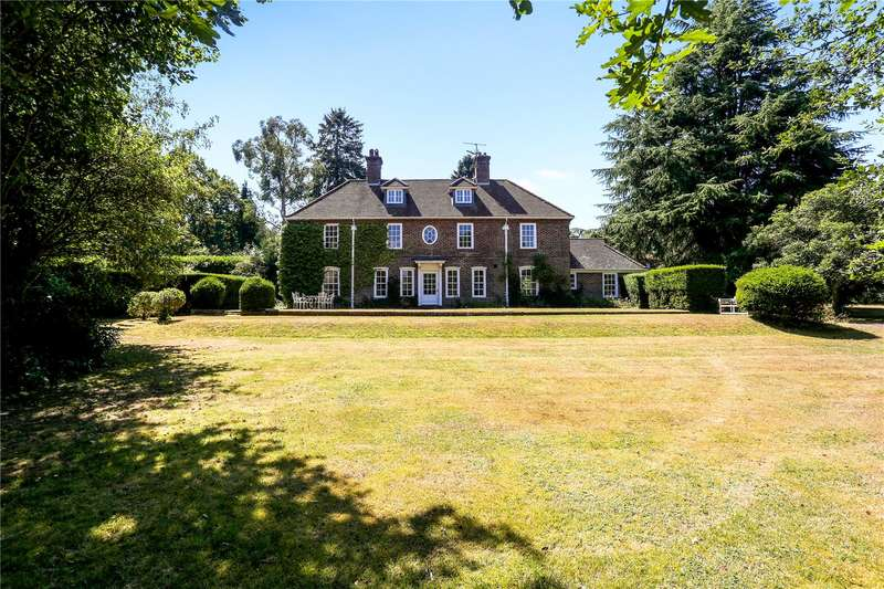 6 Bedrooms Detached House for sale in Burrows Lane, Gomshall, Guildford, Surrey, GU5