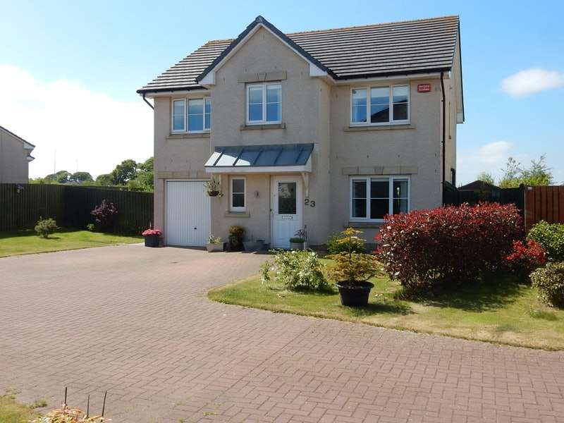 5 Bedrooms Detached House for sale in Craigleith Avenue, Aberdeen, Aberdeenshire, AB12