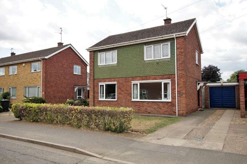 3 Bedrooms Detached House for sale in Richmond Drive, North Hykeham