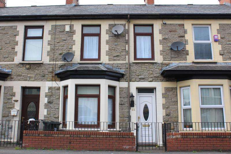 3 Bedrooms Terraced House for sale in Coverack Road , Newport