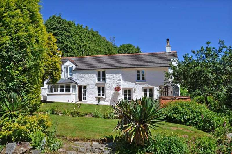 5 Bedrooms Detached House for sale in Kea, Nr. Truro, Cornwall, TR3