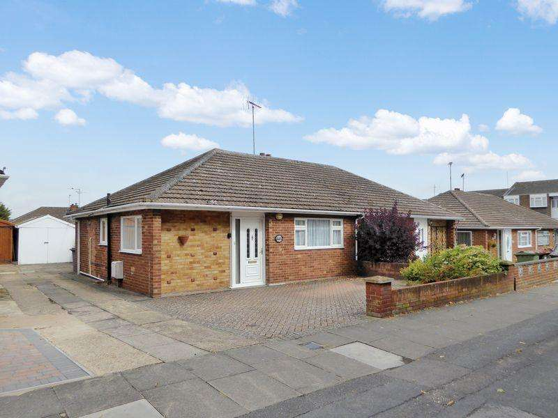 2 Bedrooms Semi Detached Bungalow for sale in Katherine Drive, Dunstable