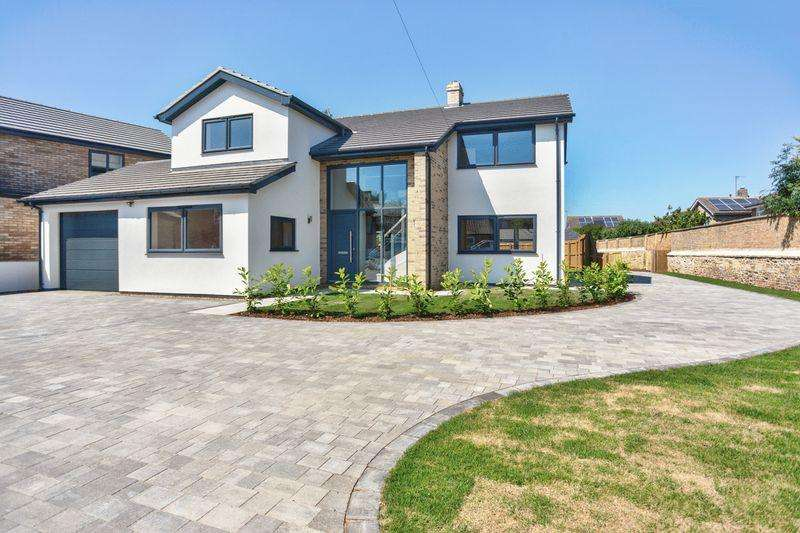4 Bedrooms Detached House for sale in West Fen Road, Ely