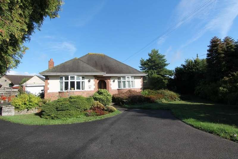 2 Bedrooms Detached Bungalow for sale in New Road, High Littleton