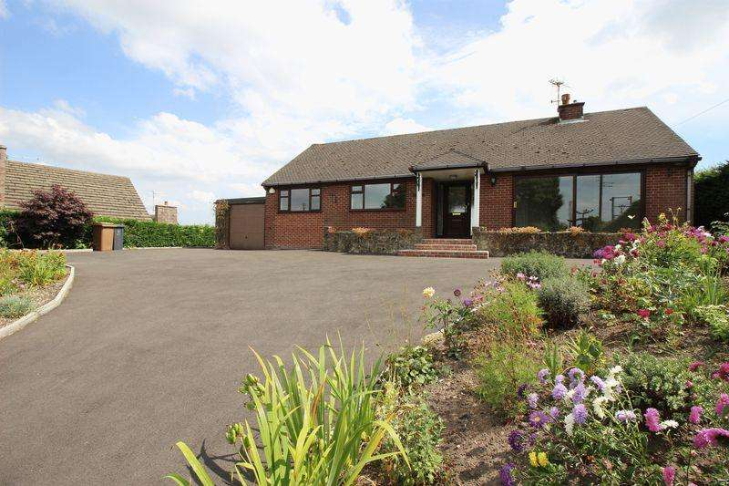 2 Bedrooms Detached Bungalow for sale in Consall, Staffordshire, ST9 0AE