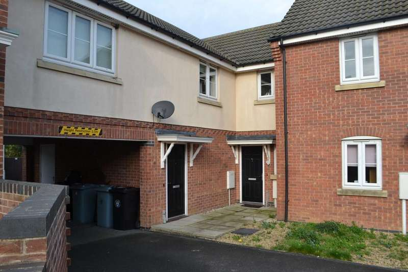3 Bedrooms Terraced House for sale in Grantham, Ormonde Close