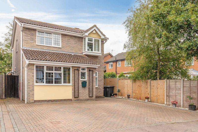 3 Bedrooms Detached House for sale in ***Elegant Interiors, Smart Modern Finishes And A Great Location***