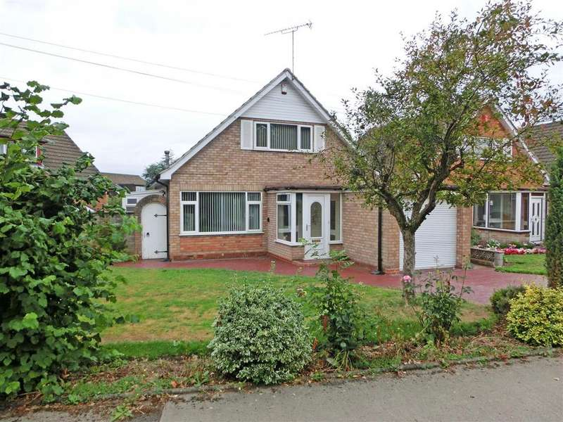 3 Bedrooms Detached Bungalow for sale in Paddocks Road, Hollywood, Birmingham