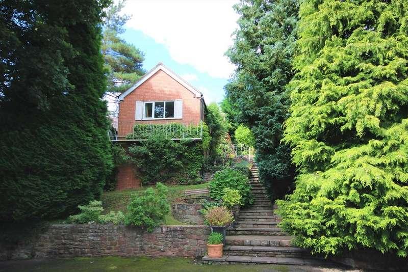 3 Bedrooms Detached Bungalow for sale in Wellington Heath, Ledbury, HR8