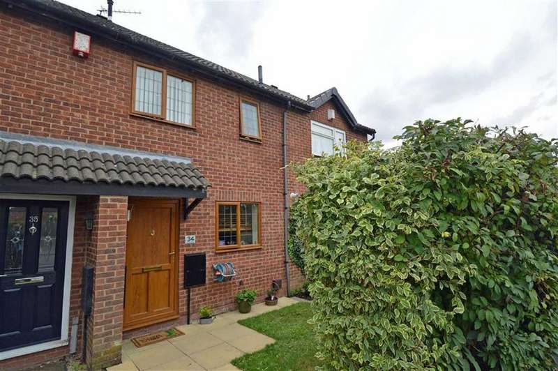 2 Bedrooms Terraced House for sale in Cutters Close, Narborough