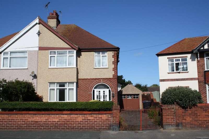 3 Bedrooms Semi Detached House for sale in Lynton Walk, Rhyl