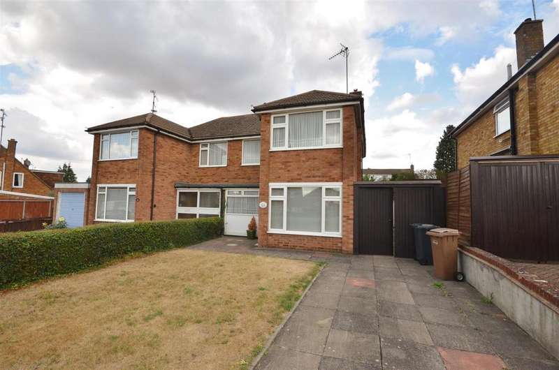 3 Bedrooms Semi Detached House for sale in Westmorland Avenue, Limbury