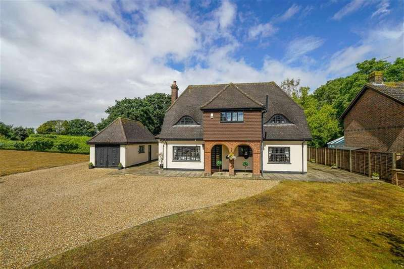 4 Bedrooms Detached House for sale in Colemans Road, Breachwood Green, Hertfordshire