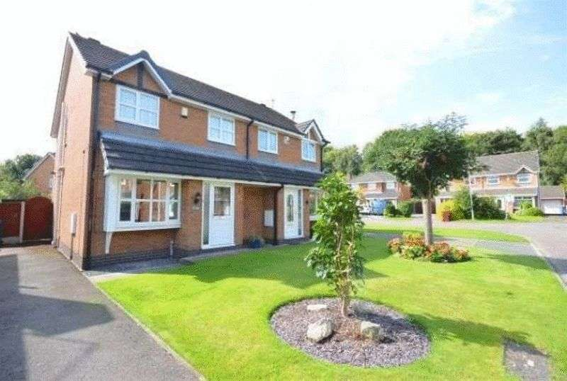3 Bedrooms Property for sale in The Cobbles, Halewood, Liverpool, L26