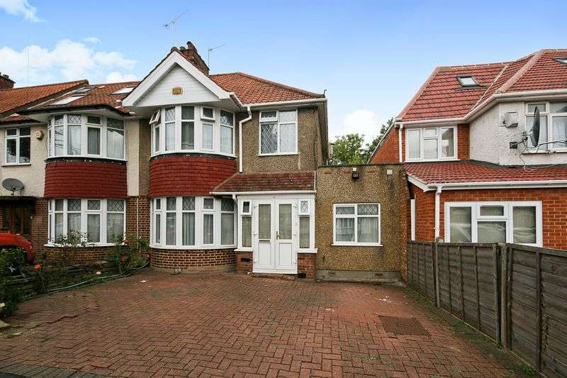 4 Bedrooms Property for sale in Eastcote Avenue, Greenford