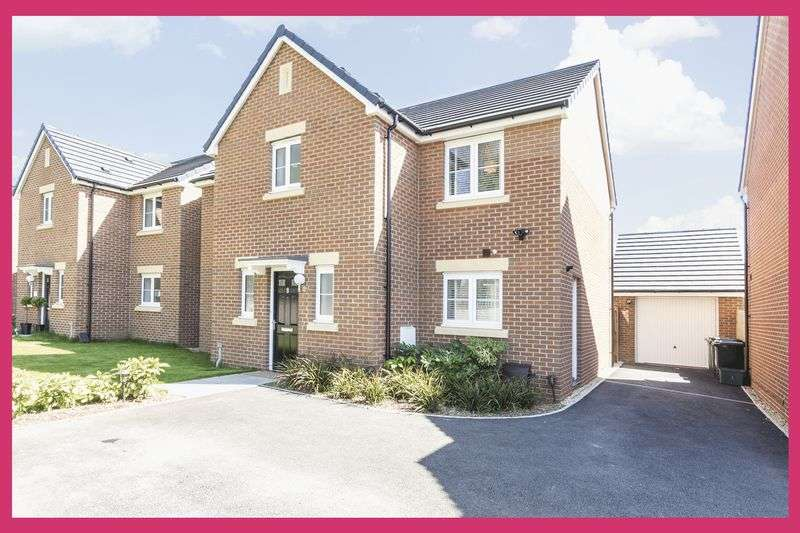 4 Bedrooms Property for sale in Alcan Grove Rogerstone, Newport