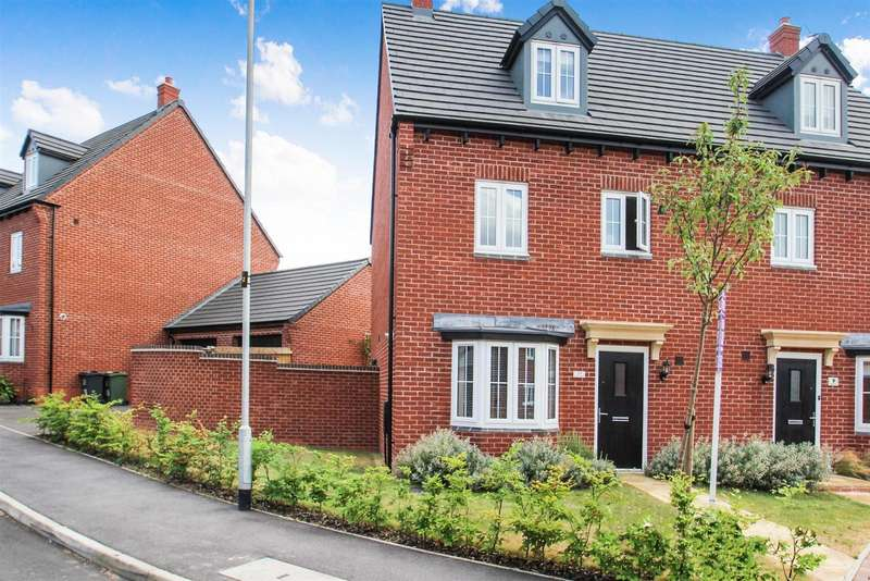 4 Bedrooms Detached House for sale in Middle Green, Rothley, Leicester