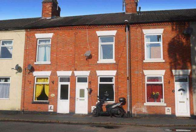 2 Bedrooms Terraced House for sale in West Street, Syston, Leicester