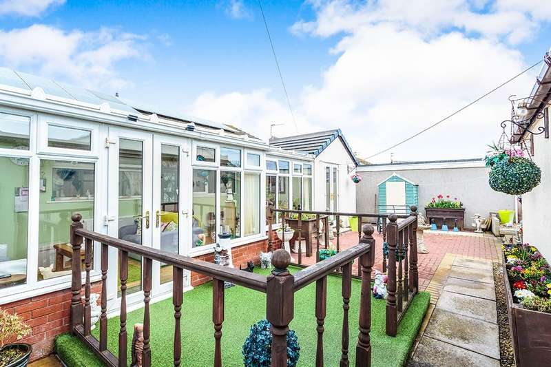3 Bedrooms Detached Bungalow for sale in Lazenby Avenue, Fleetwood, FY7