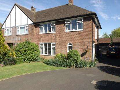 3 Bedrooms Semi Detached House for sale in Aberdale Gardens, Potters Bar, Hertfordshire