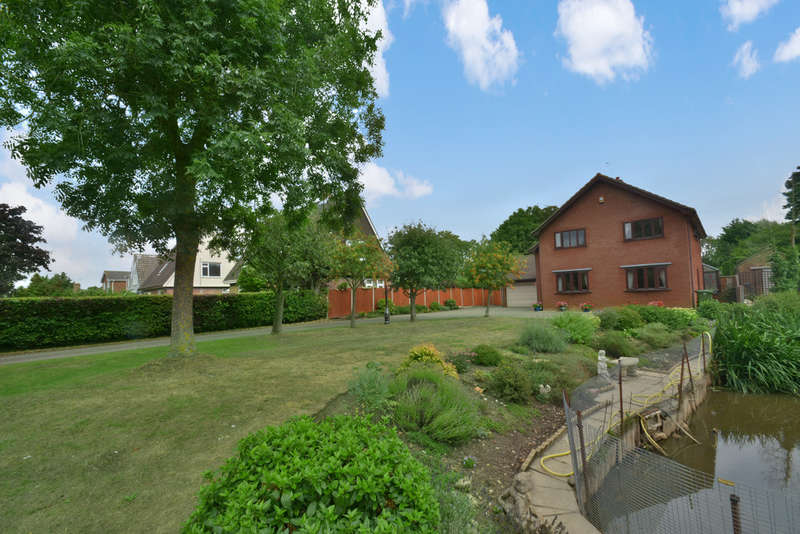 4 Bedrooms Detached House for sale in Shotford Road, Harleston