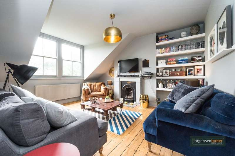 2 Bedrooms Flat for sale in Brondesbury Villas, London, NW6 6AD