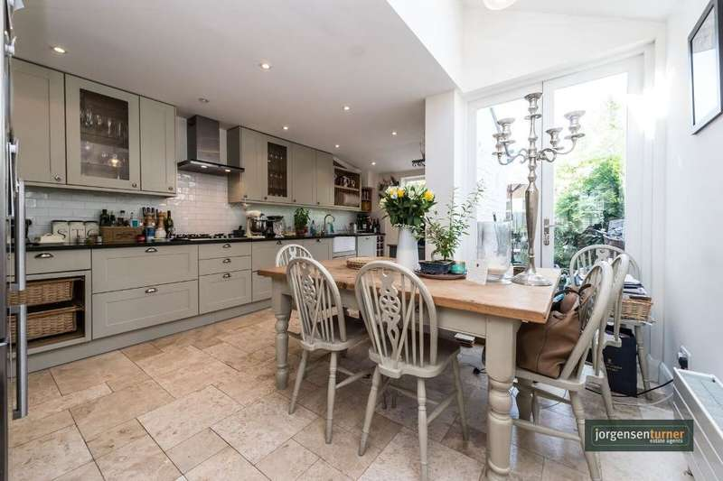 3 Bedrooms House for sale in Fifth Avenue, Queens Park, London, W10 4DR