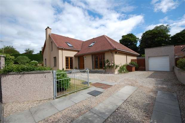 5 Bedrooms End Of Terrace House for sale in Fleurs Drive, West End, Elgin