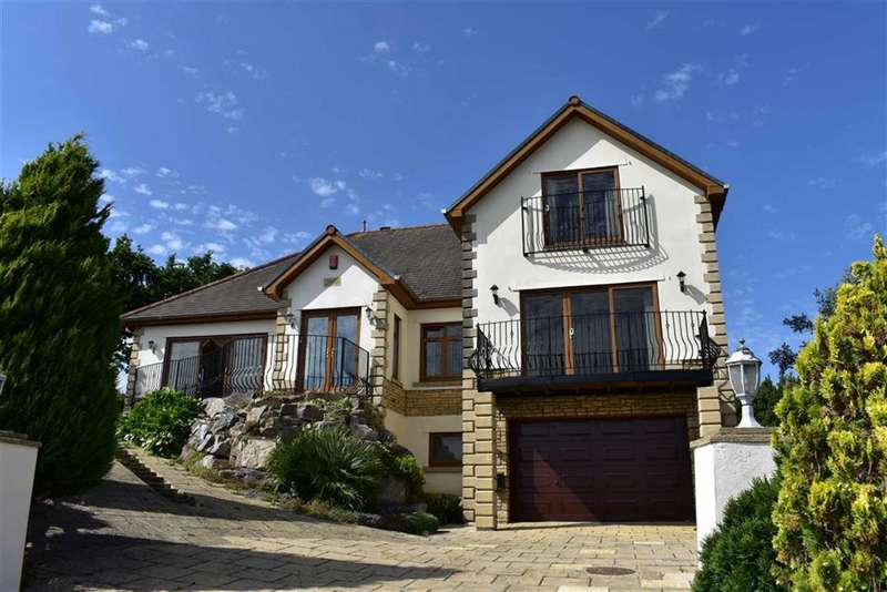 5 Bedrooms Detached House for sale in Coed Y Bronallt, Hendy, Pontarddulais