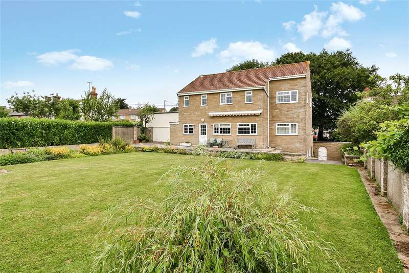 5 Bedrooms Detached House for sale in Station Road, Misterton, Crewkerne, Somerset, TA18