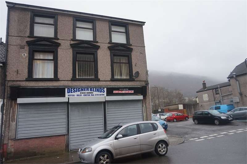 2 Bedrooms Commercial Property for sale in Commercial Street, New Tredegar, NP24