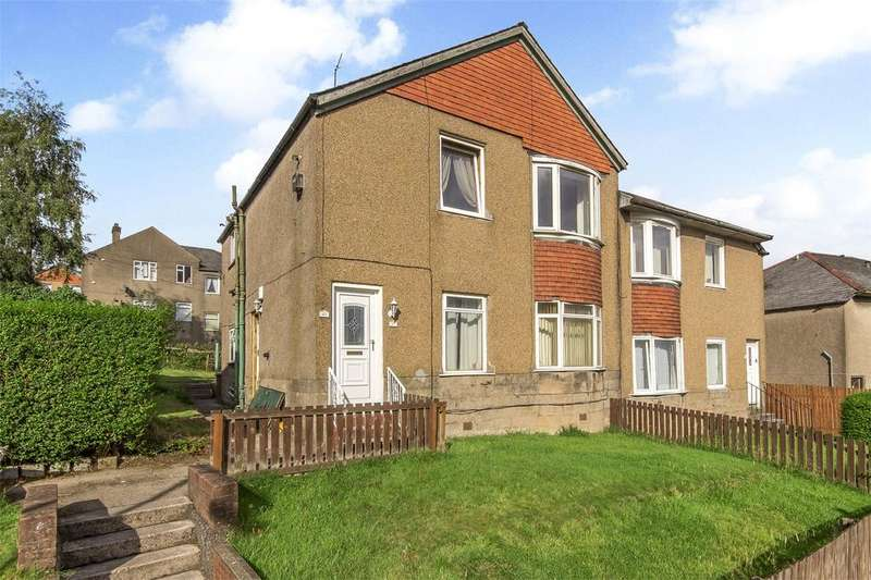 3 Bedrooms Flat for sale in 47 Bowden Drive, Glasgow, Lanarkshire, G52