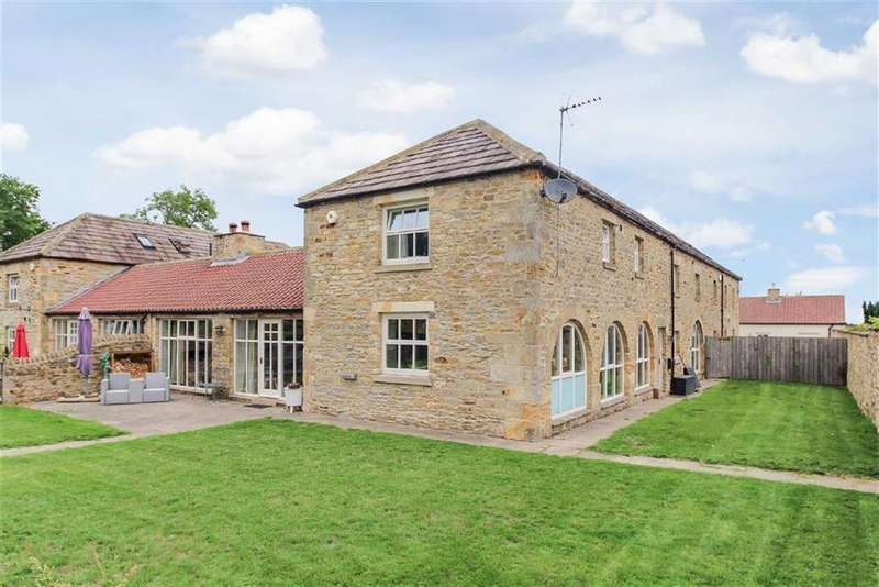 4 Bedrooms Barn Conversion Character Property for sale in Langdale Court, Melsonby, Richmond, North Yorkshire