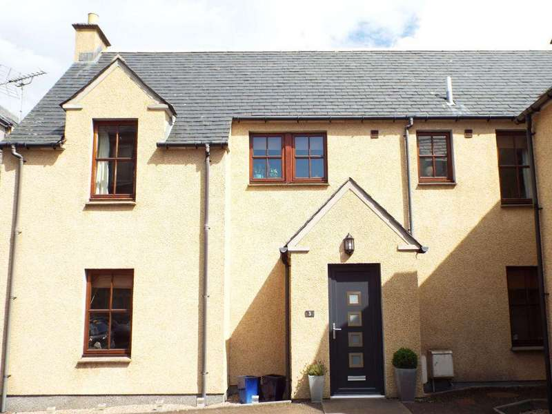 2 Bedrooms Apartment Flat for sale in 4 Princes Street, Thurso
