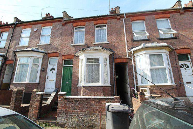 2 Bedrooms Terraced House for sale in GREAT VALUE two bedroom in St. Saviours Crescent