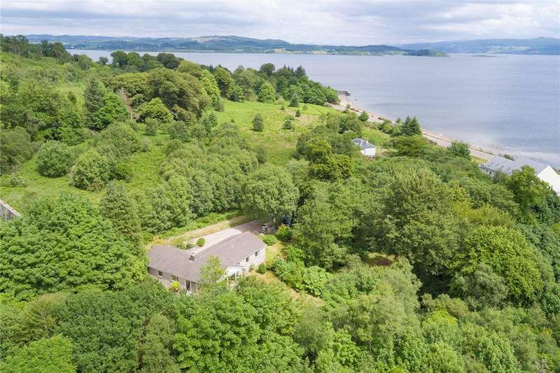 4 Bedrooms Detached Bungalow for sale in Inverneill, Ardrishaig, Lochgilphead, Argyll and Bute
