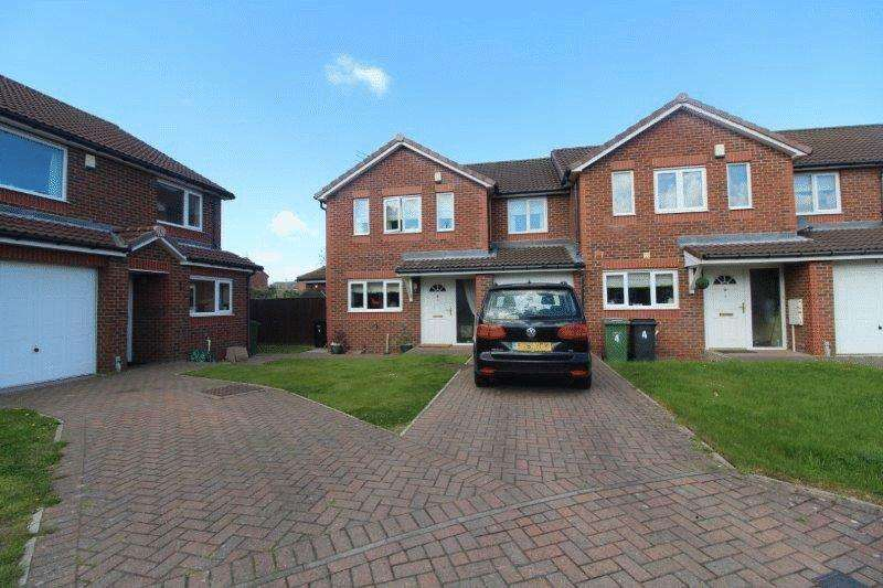 4 Bedrooms Mews House for sale in Strawberry Mews, Choppington