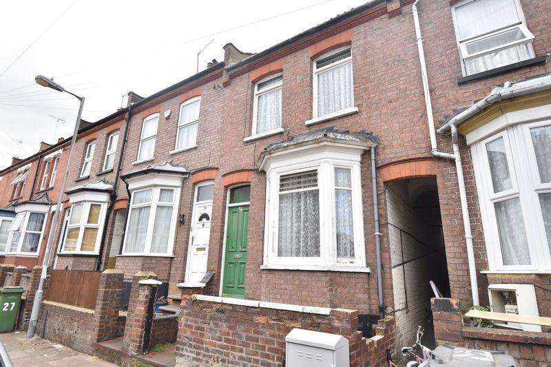3 Bedrooms Terraced House for sale in St. Saviours Crescent, Luton
